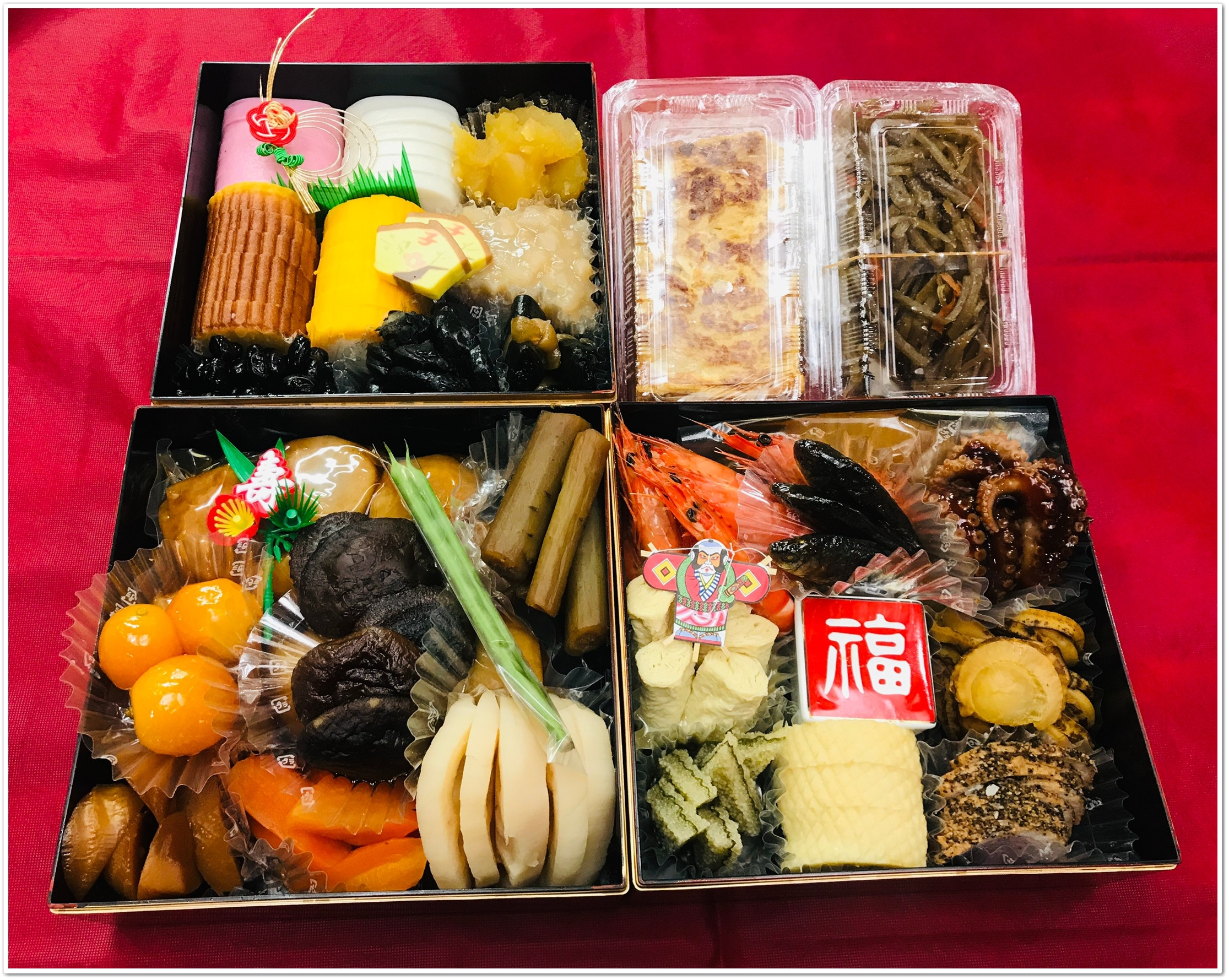 おせち料理20000円セット